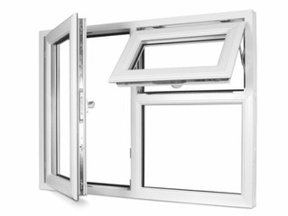 What is the difference between wood and PVC windows?