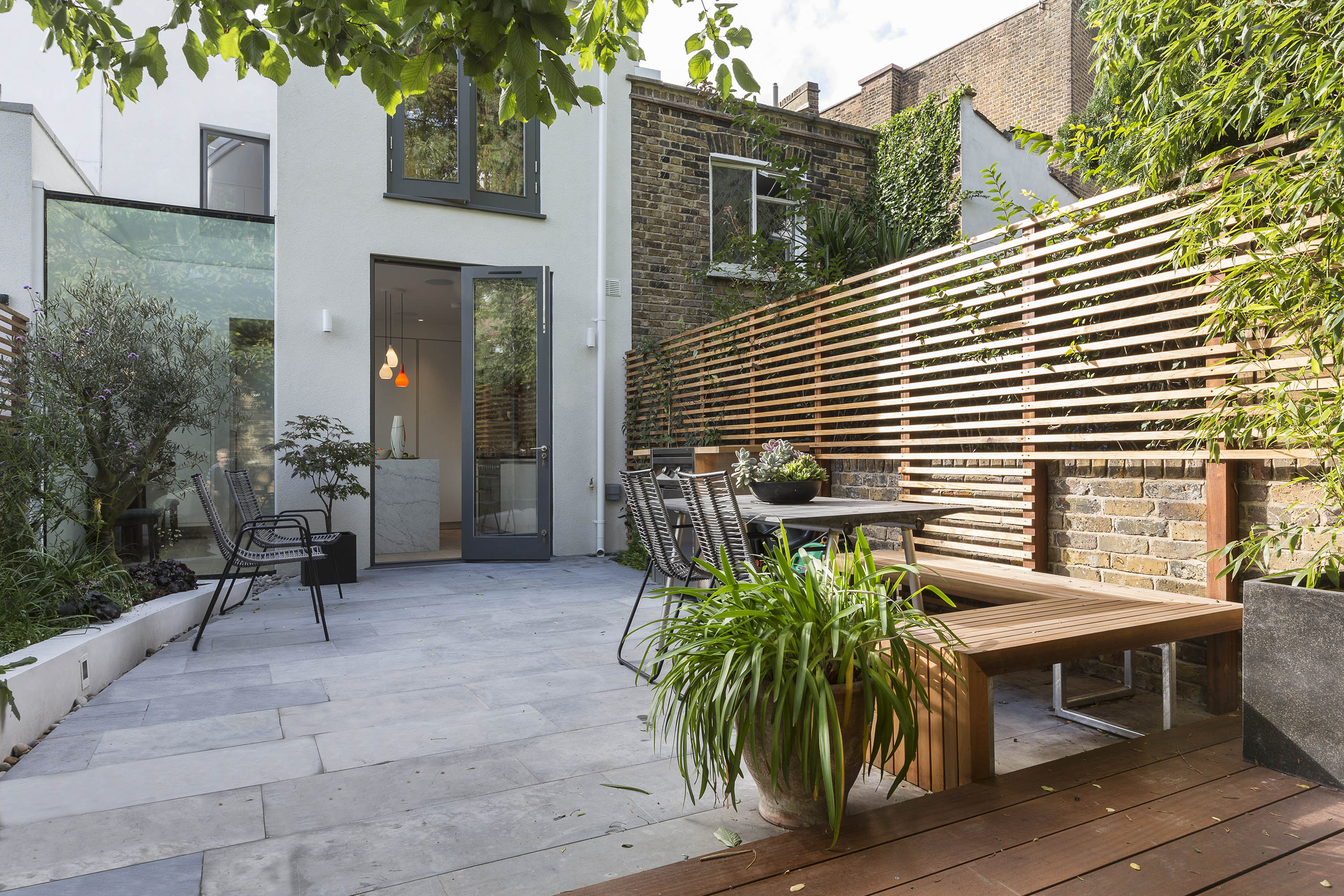 Kentish Town - terrace outdoor 02