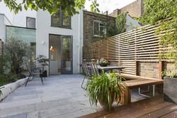 Kentish Town - terrace outdoor 02