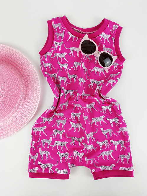 Leopards on Pink - All items