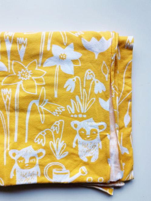 Organic Yellow spring doodle