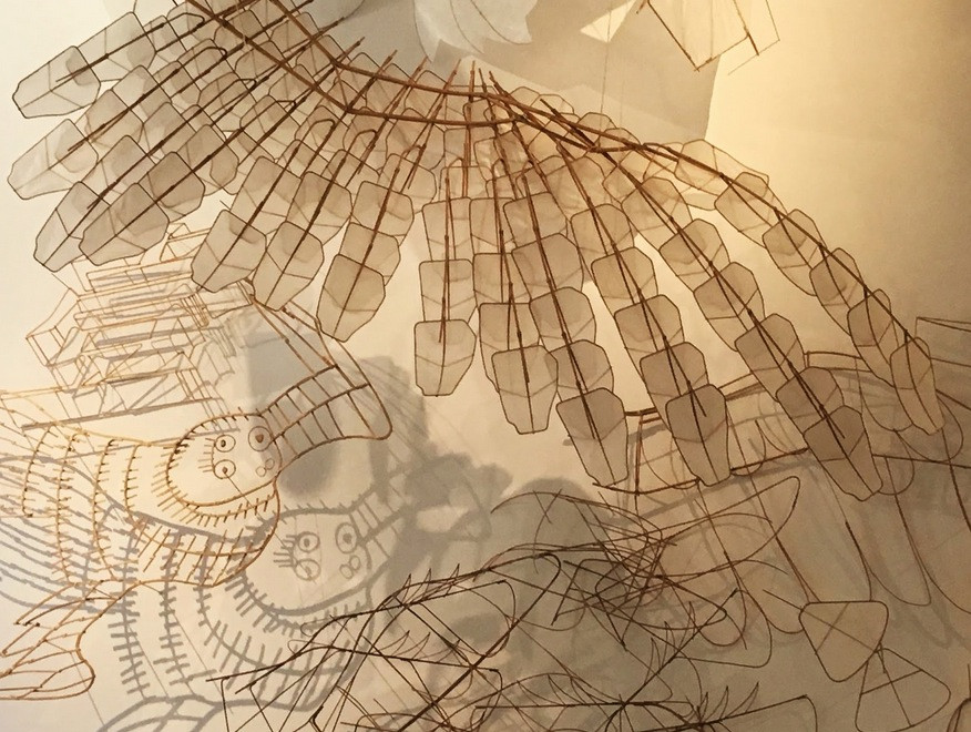 Broken Wings in Dreams of Flying (entre autres), Ai Weiwei © lemounard.com