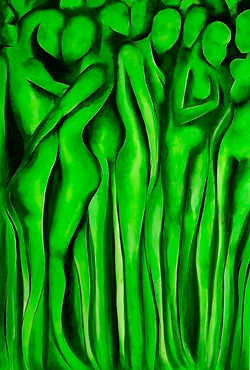 Acrylique © Sacha Després