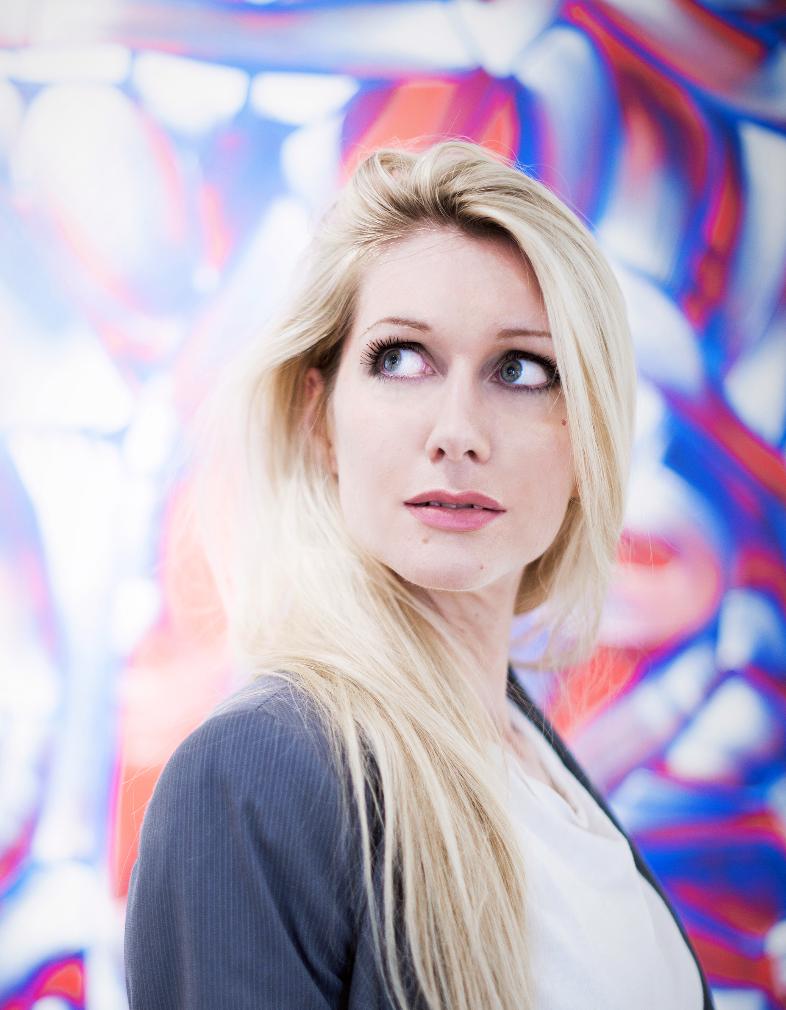 Portrait Sacha Després © Lea Kloos