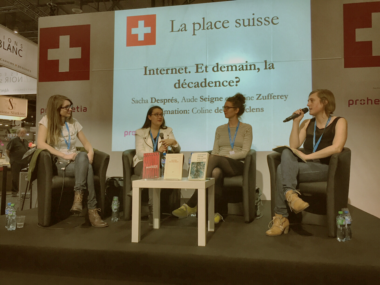 Salon du Livre de Genève 2018