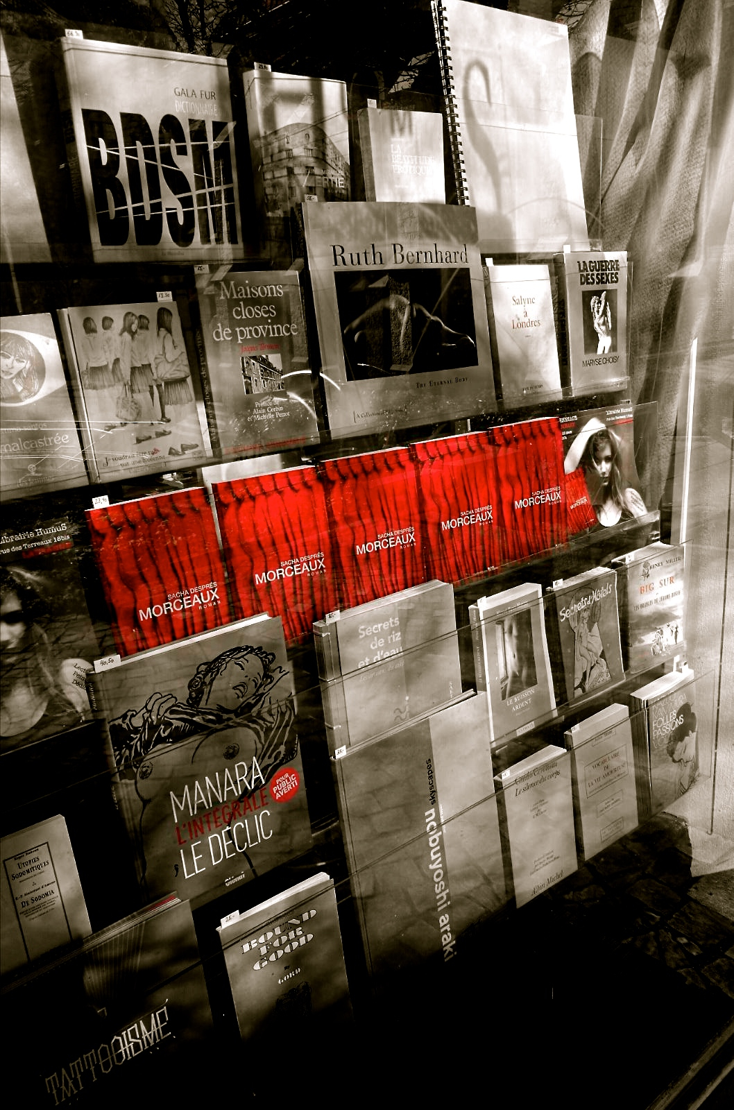 Librairie HumuS