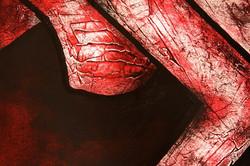 Acrylique sur toile (détail) © Sacha Després