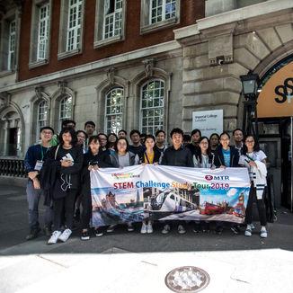 學習交流團 -  參觀倫敦帝國學院