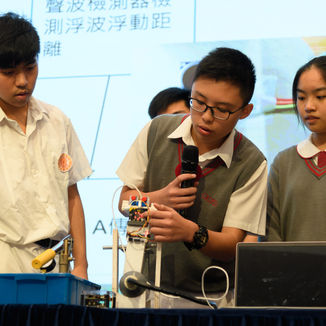 STEM Challenge Pitch Day