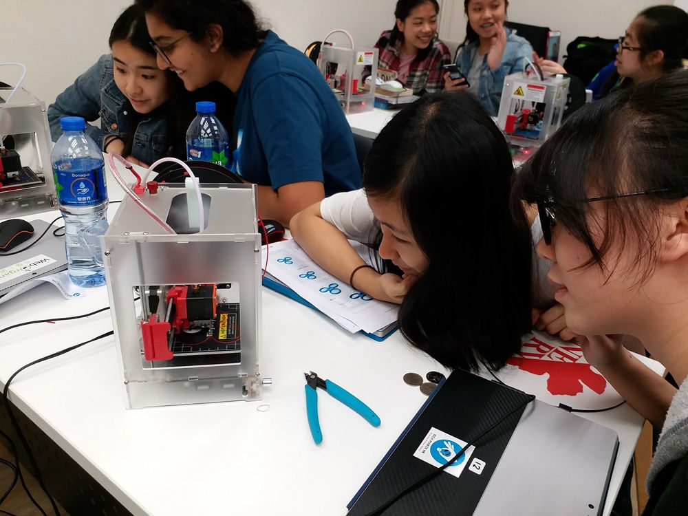 CAD Drawing and 3D Printing Workshop