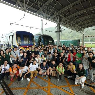Depot visit for the STEM Challenge finalists