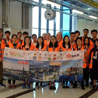 「STEM 創未來」最優秀隊伍海外考察團