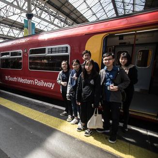 UK Study Tour - South Westerm Railway