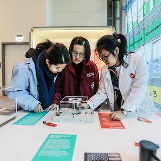學習交流團 - 參觀Francis Crick Institute