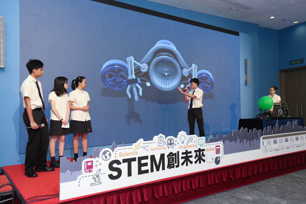 STEM Challenge Pitch Day