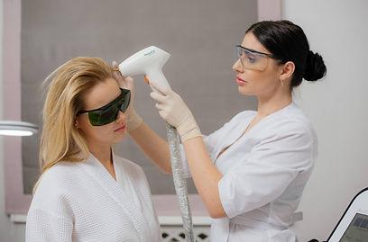 лазерное лечение волос киев, печерск, др