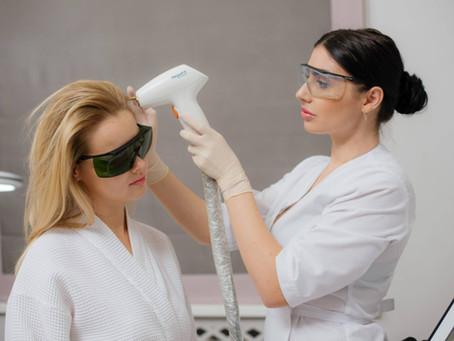 Авторська програма лазерного відновлення волосся.