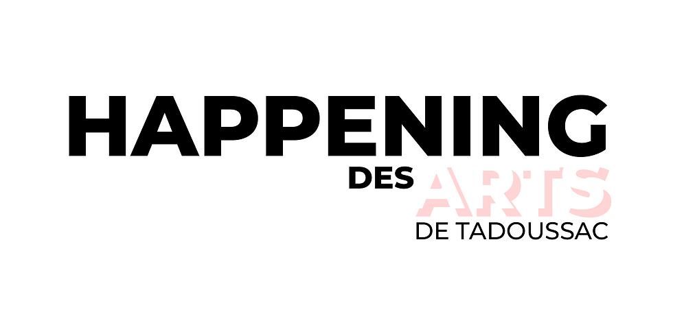 Happening des Arts de Tadoussac 2022