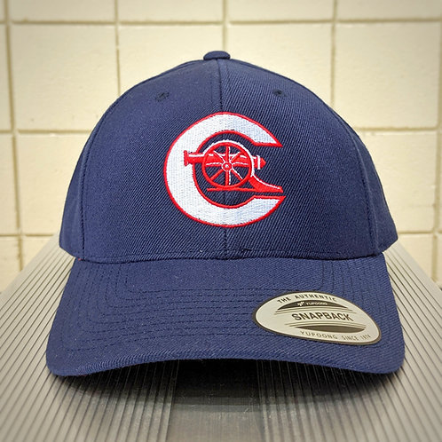Calgary Cannons Hat (Curved Brim)