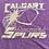 Thumbnail: Calgary Spurs (Heather Maroon)