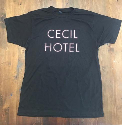 Cecil Hotel (Black)