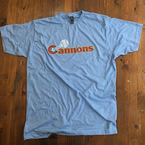 Calgary Cannons T-Shirt (Blue)