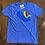 Thumbnail: Bonzai Waterslide T-Shirt (Heather Blue)