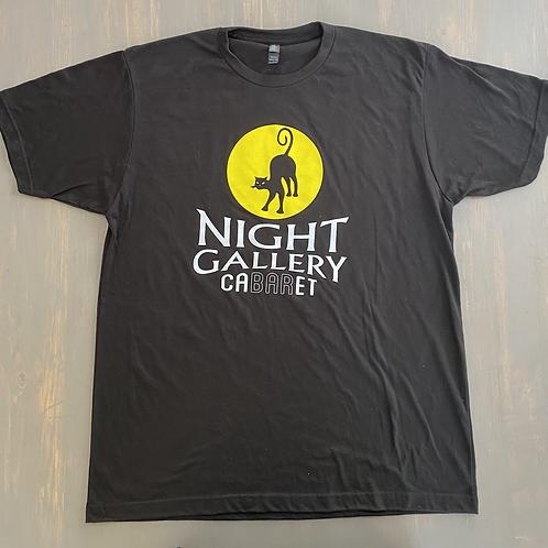 Night Galley Cabaret T-Shirt (Black)