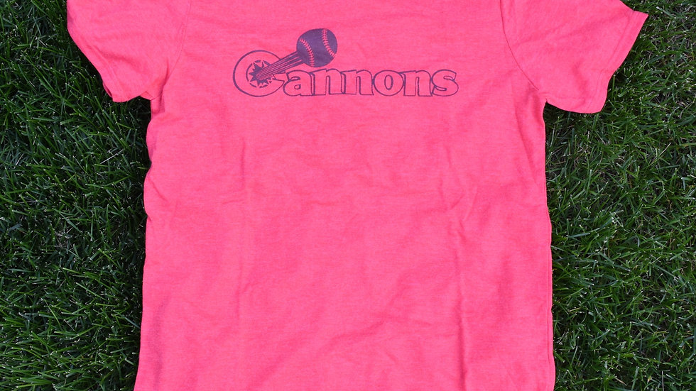Calgary Cannons T-Shirt (Red)