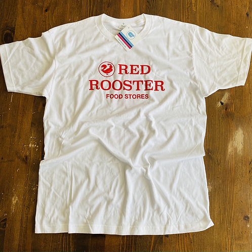 Andrew Phung x COFDEAD Red Rooster (White)