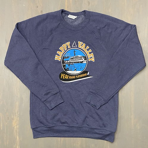 Happy Valley Sweatshirt (Navy)