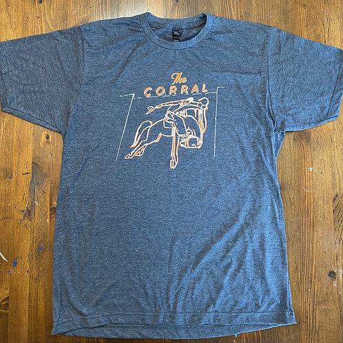 Corral (Heather Blue)