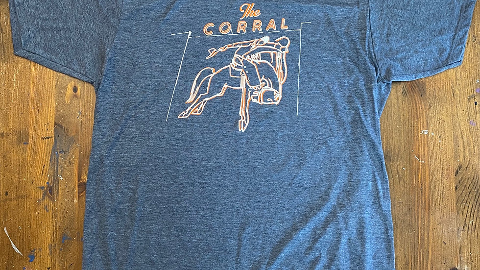 Corral (Heather Blue)