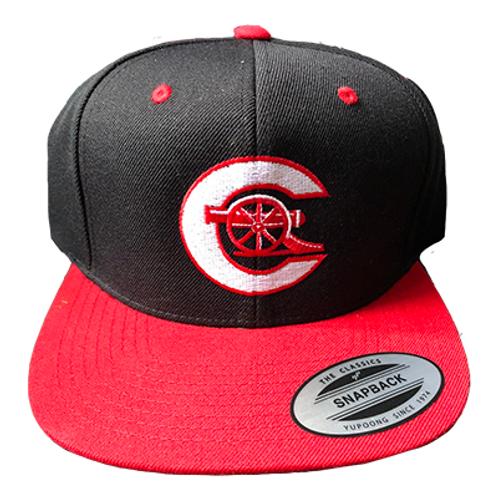 Calgary Cannons Alt. Black Hat (Snapback)
