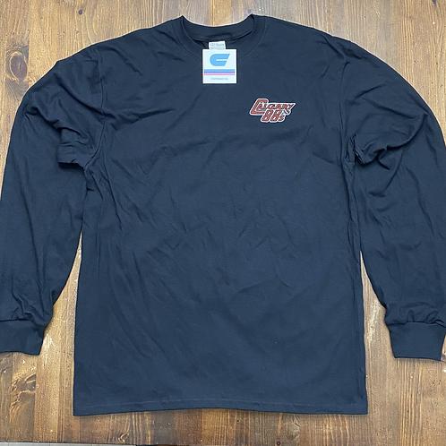 Calgary 88's Long Sleeve T-Shirt (Black)