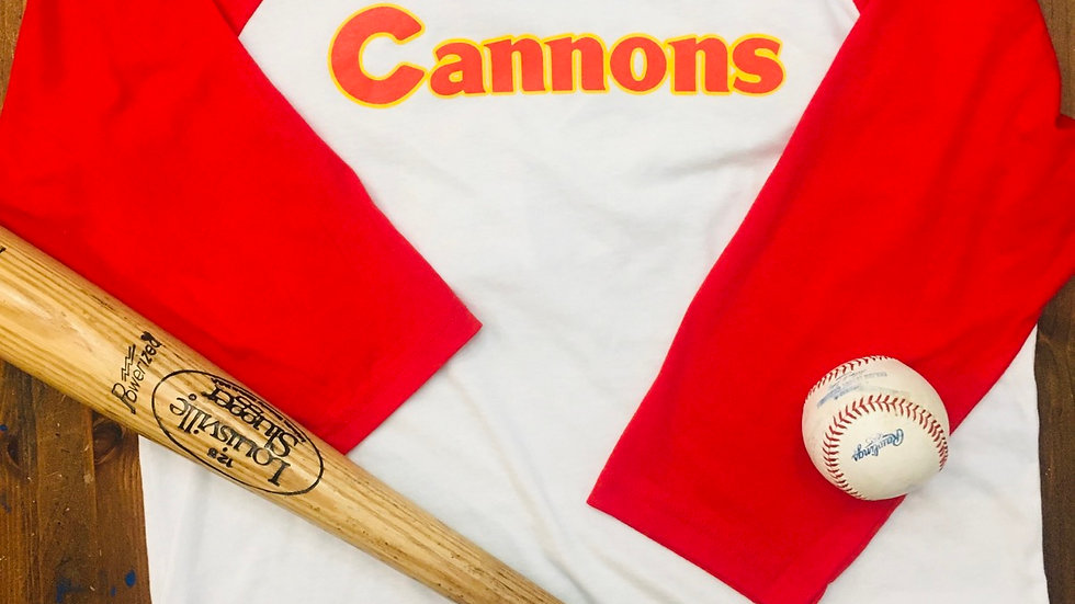 Calgary Cannons Baseball Shirt