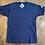 Thumbnail: COFDEAD V-Neck T-Shirt (NAVY)