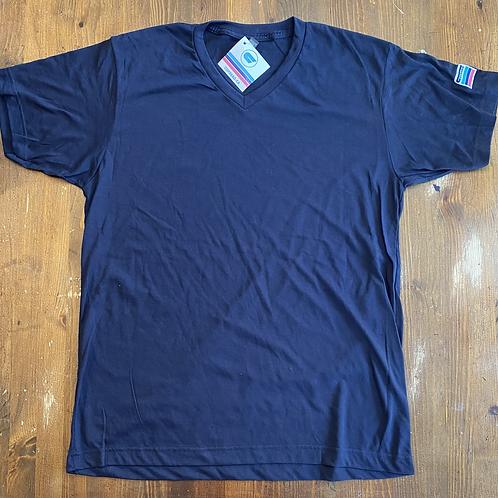 COFDEAD V-Neck T-Shirt (NAVY)