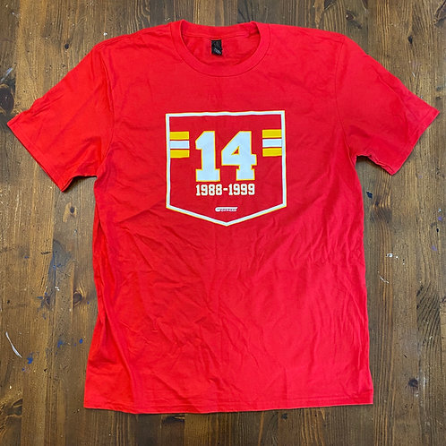 Retire 14 (Red)