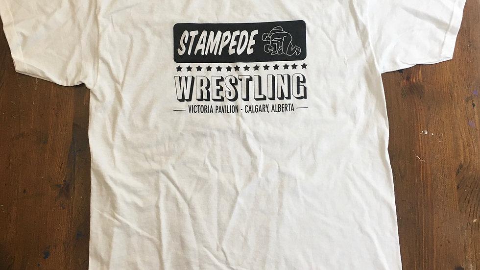 Stampede Wrestling (White)