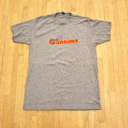 Calgary Cannons T-Shirt (Full Colour Logo)
