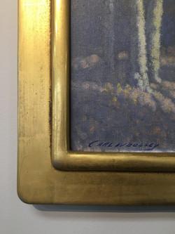 Gilded Frame Detail