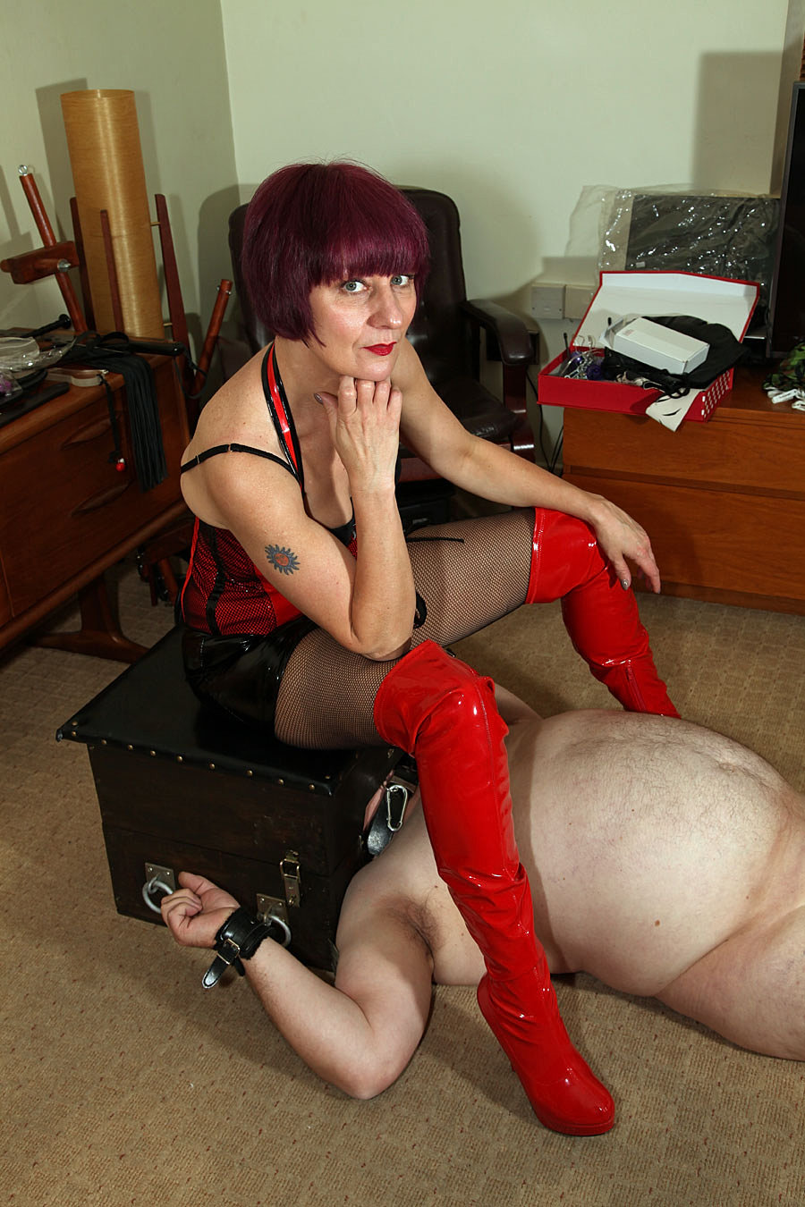 domina toilet training