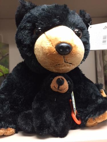 Black Bear Suffed Animals