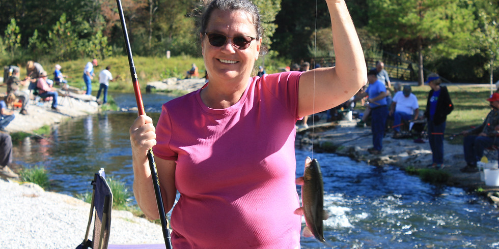 Catch A Smile Senior Fishing Derby