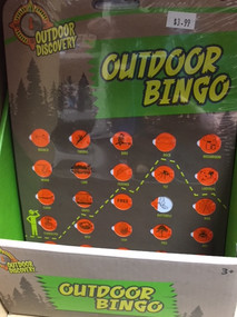 Outdoor Bingo for Two!