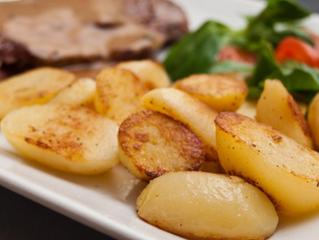 Potatoes Sautées