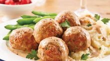 Mom's Swedish Meatballs