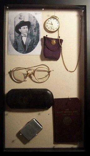 his belongings