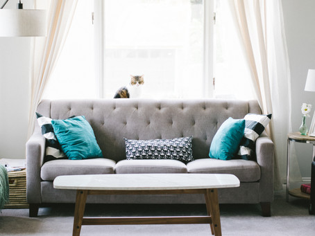 5 Quick Ways to Make Yourself Right At Home After A Big Move